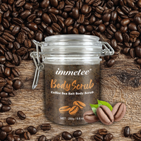 Coffee Scrub Body Scrub Exfoliators Cream Facial Dead Sea Salt For Whitening Moisturizing Anti Cellulite Treatment Acne 3