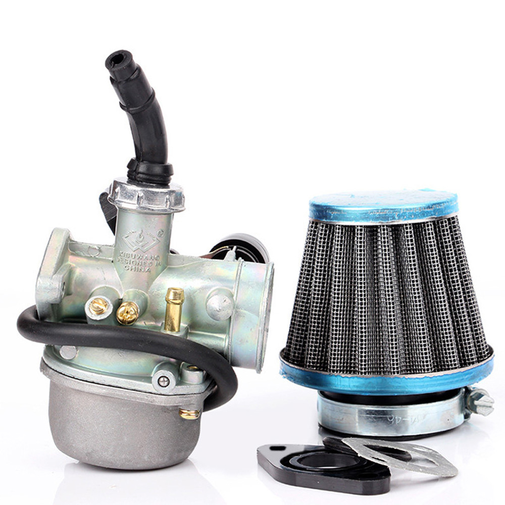 <font><b>Carburetor</b></font> & Air Filter high quality replacement for 50cc <font><b>70cc</b></font> 90cc 110cc 125cc Engine Motorcycle ATV <font><b>carburetor</b></font> accessories image