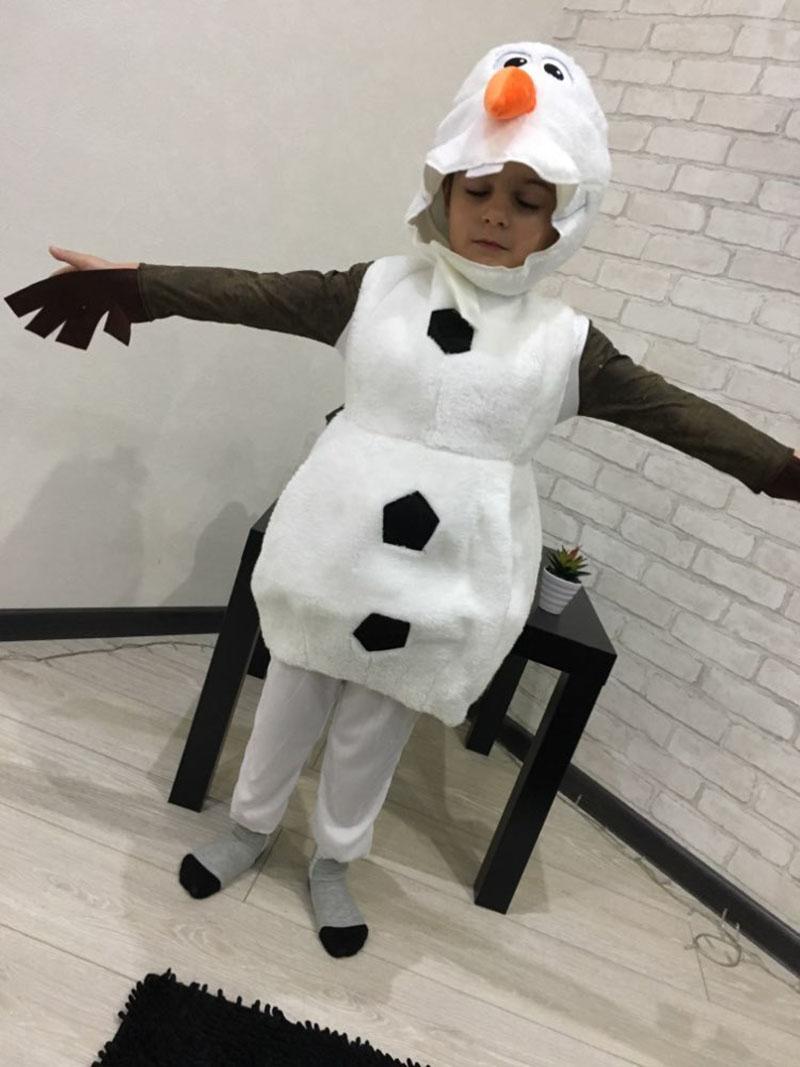 Infant olaf costume