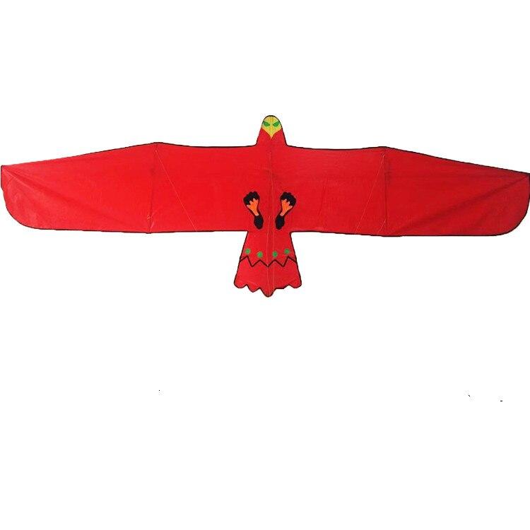 Nouvelle arrivée 3m haute qualité puissance aigle cerf-volant avec poignée ligne oiseau cerf-volant animal cerf-volant pour les enfants facile à voler - 2
