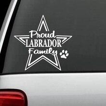 Наклейка на автомобиль, грузовик, внедорожник, фургон, щенок