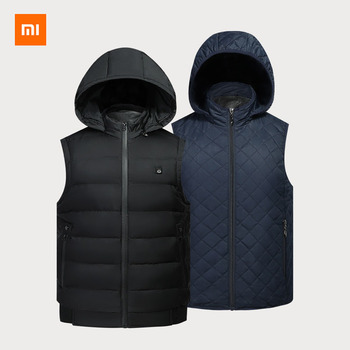 Xiaomi Mijia Youpin PMA Graphene Heating Casual Vest for Men and Women 1 Second Is Hot Long-term Insulation Washable