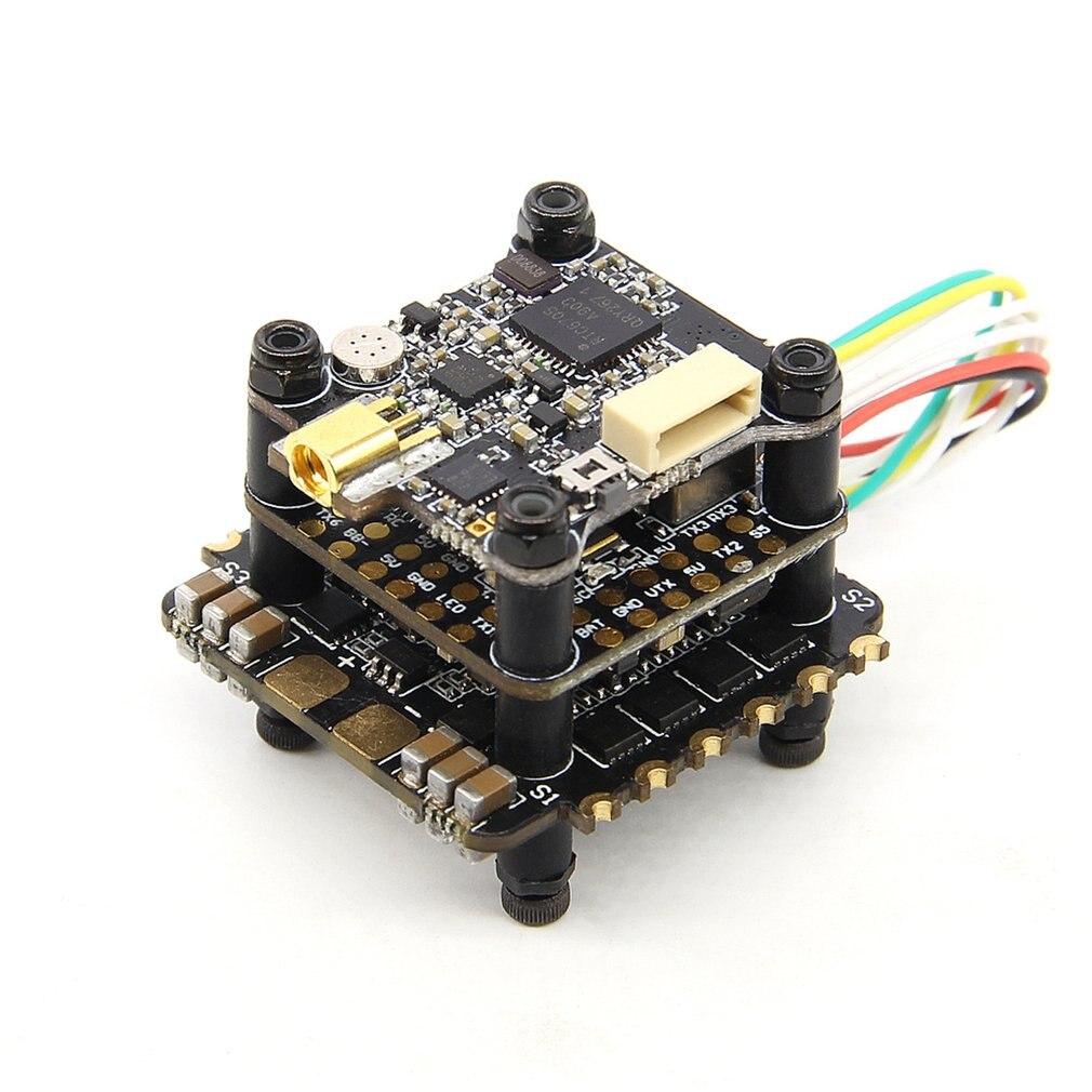 FD435-VTX Stack Flytower 20x20 3-6S FD F4 Mini Flight Controller 35A BL32 4in1 ESC FD VTX Mini Video Transmitter RC Parts