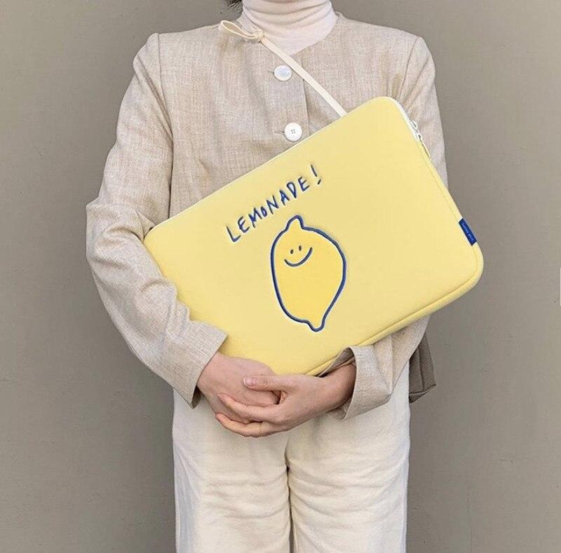proteger saco moda apple 13 15 polegada