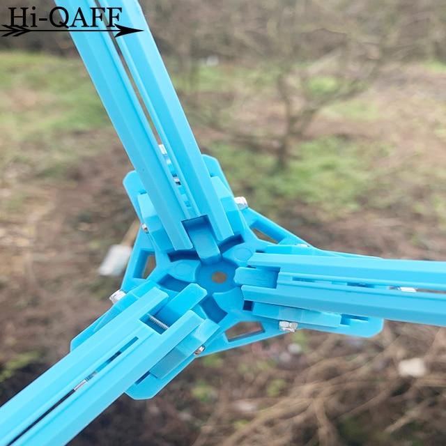 Hi-Q Adhesive Tool for Arrow feathers Archery Hunting Accessories Plastic Feather Arrow Shaft Glue Adjustable Fletching Jig DIY 3