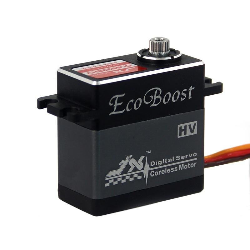 JX Ecoboost CLS6336HV 36KG Large Torque 180Degree CNC Digital Coreless Servo For RC Models Helicopter  Cars