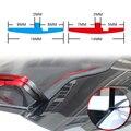 Автомобильная наклейка на переднее и заднее лобовое стекло  герметик для окна автомобиля  резиновая наклейка s  треугольная оконная гермети...