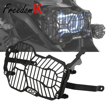 For BMW R1200GS R 1200 GS GSA R1250GS LC Adventure Motorcycle Accessories Headlight Protector Grille Guard Cover Motor Parts for bmw f650gs abs 2011 2012 motorcycle accessories motorbike headlight protector cover grill guard cover f650 gs abs motobike