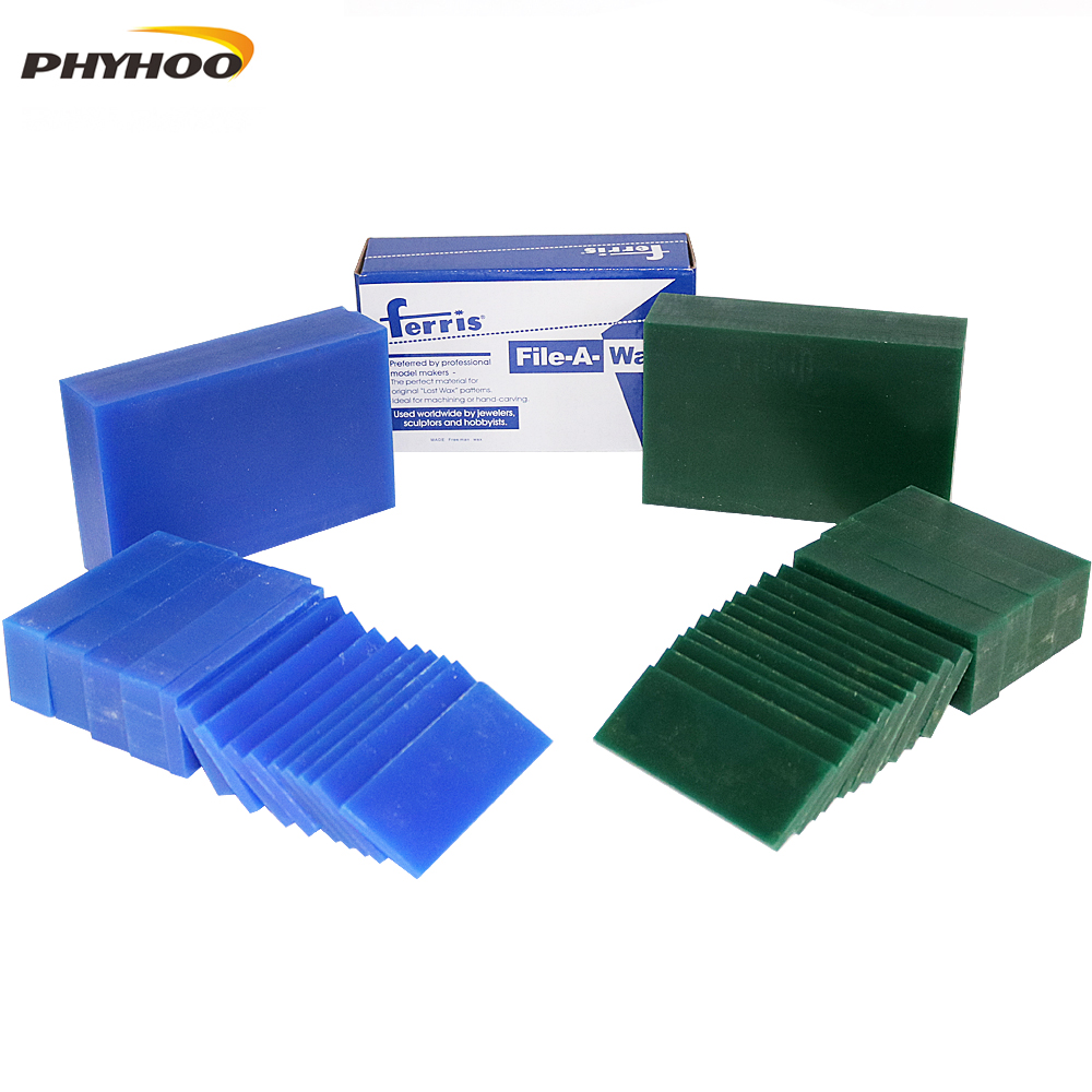 PHYHOO Carving Engraving Wax Goldsmith Tool Jewelry Waxing For Injection Setting Jewelry Making Model