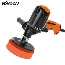 KKMOON Professional 980W Electric Car Polisher Polishing Machine Six Gears Adjustable Speed Car Electric Polisher Waxing Machine