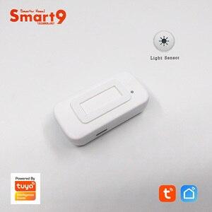 Image 4 - Smart9 Licht Sensor Werken Met Slimme Leven App, Verlichting Sensor Aangedreven Door Tuya