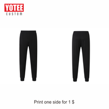 YOUTEE 2019 fashion cotton sweatpants thickening wool personal company group cheap Wei pants LOGO custom sweatpants sweatpants trueprodigy sweatpants