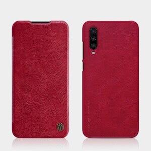 Image 2 - For Xiaomi mi A3 Case Cover for xiaomi mi cc9e NILLKIN Vintage Qin Flip Cover wallet PU leather PC For Xiaomi Mi CC9 case 6.39