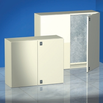 DKC cabinet hinged CE, two door, 1400x1000x300mm, IP55 r5ce1413