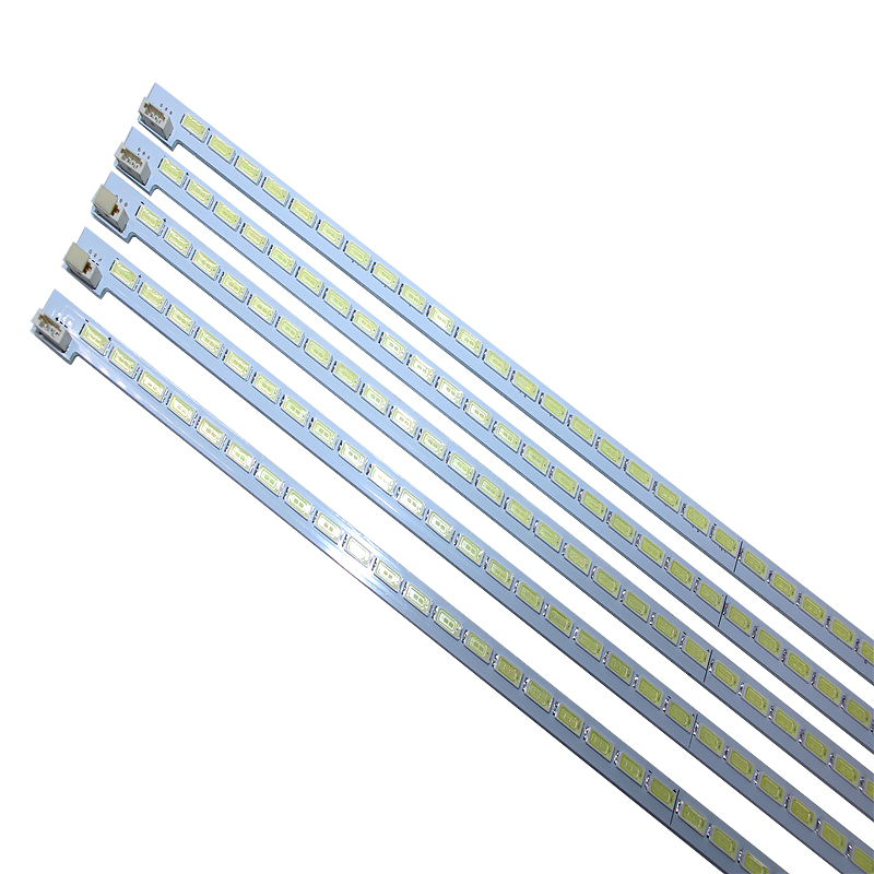 5PCS For LTA550HQ22 550HQ20 HQ16 LJ64-03515A STS550A66_80LED_ 1piece=80LED 676MM