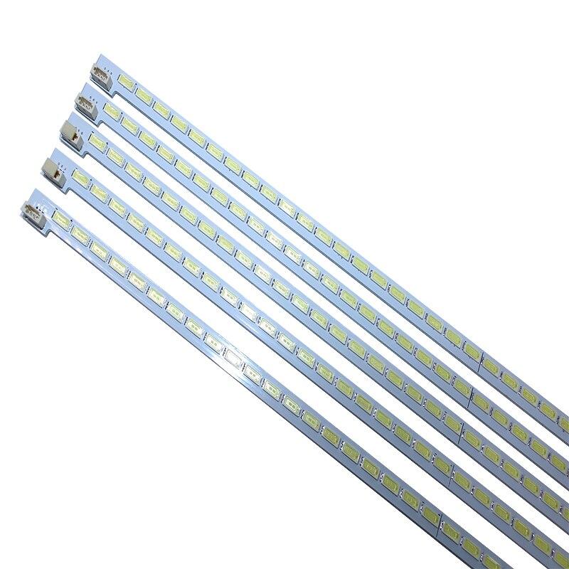 5PCS For LTA550HQ22 550HQ20 HQ16 LJ64-03515A STS550A66_80LED_ 1piece=80LED 676MM