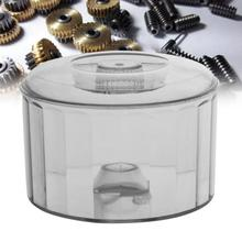 Professional Plastic Polishing Barrel Drum for Magnetic Tumbler Polisher Machine Accessory Jewelry Making Tool for Jeweler a