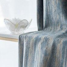 Bronzing embossed texture velvet velvet curtain shading custom light luxury Nordic curtains for living room bedroom dining room