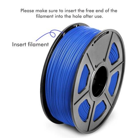 filamento da impressora bolha petg 3d
