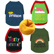 Get more info on the Dog clothes winter warm dog belt coat puppy Christmas costume Chihuahua Teddy small medium dog dog clothes 2019 new plus velvet