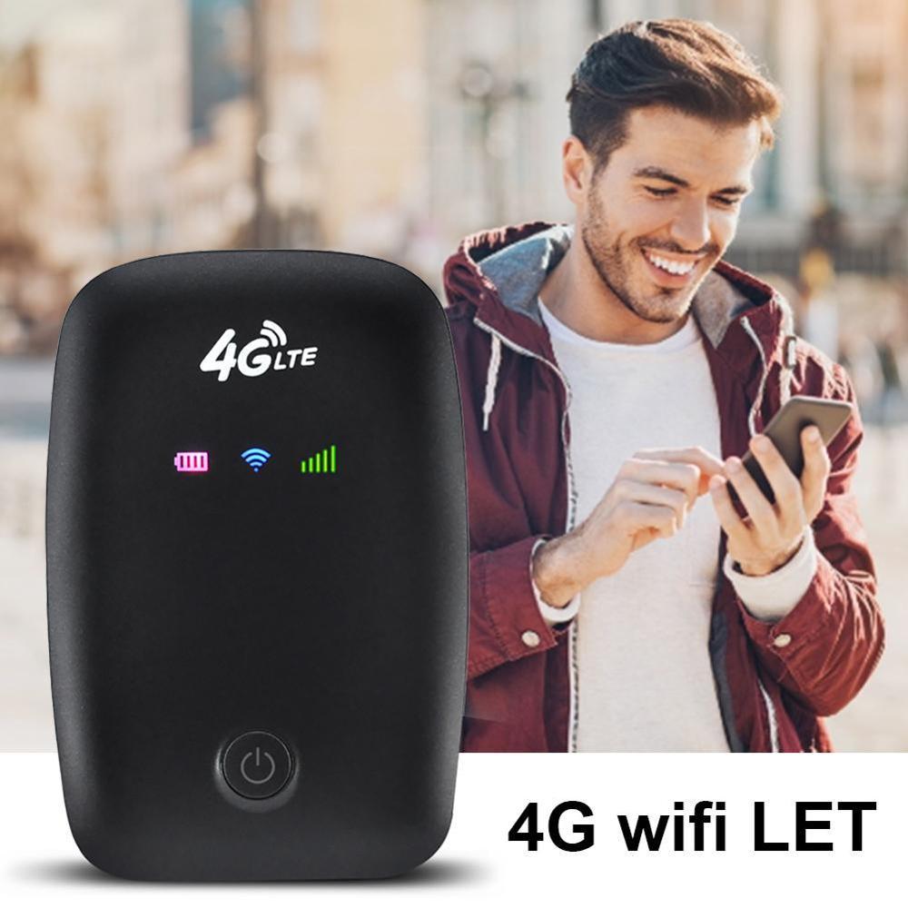 CAT4 150Mbps Pocket 3G LTE Modem FDD 4G Wifi Router CAT4 Sim Card Dongle Broadband Hotspot Wireless Pоутер Wifi Router Modem