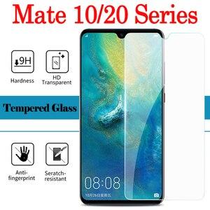 Защитное стекло для huawei mate 10lite на mate 9 8 S безопасная защита экрана Hwawei mate 20 светильник mate 10 30 пленка из закаленного стекла