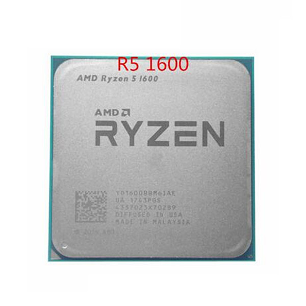 Amd Ryzen 5 1600 R5 1600 3 2 Ghz Six Core Cpu Processoe Yd1600bbm6iae Socket Am4 Free Shipping Amd Cpu Cpu Amdamd Cpu Amd Aliexpress
