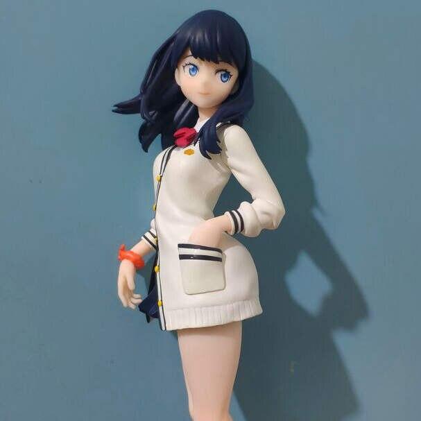 Original GRIDMAN Figure Takarada Rikka 150MM PVC Kids Toys Model Doll Toy Gift