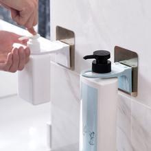 Настенный держатель для ванной комнаты полка унитаза шампуня