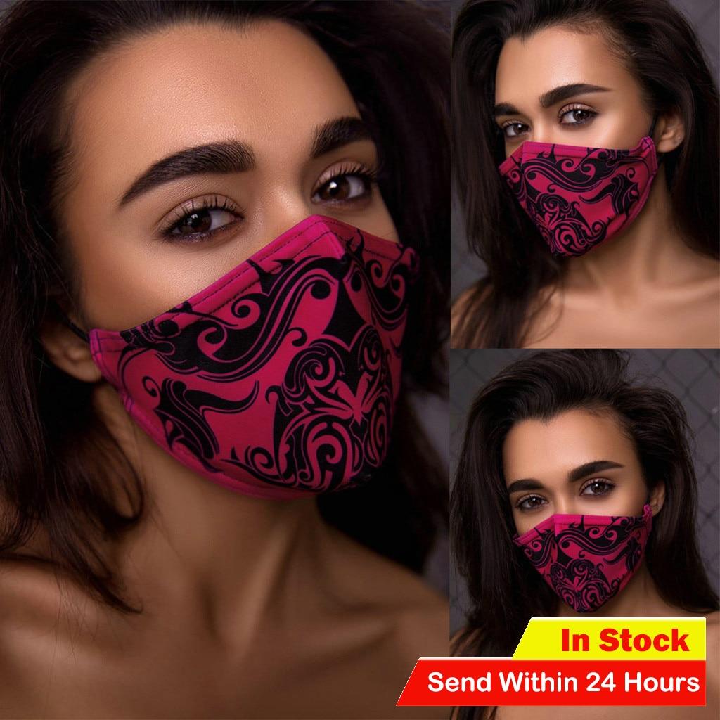 1 шт. ветрозащитная бесшовная быстросохнущая Пылезащитная маска для верховой езды многоразовая Женская Ветрозащитная маска #2