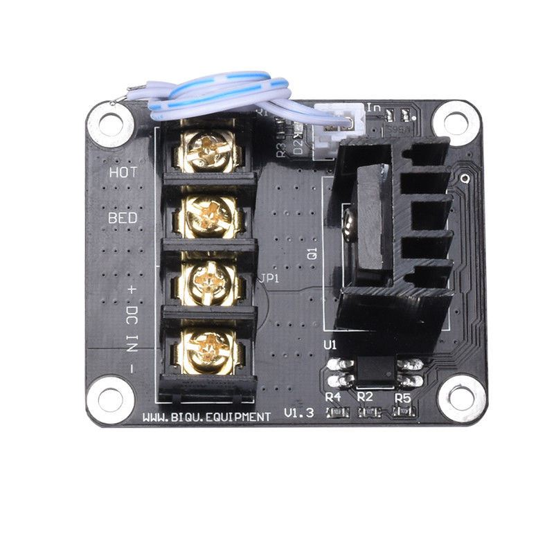 Image 5 - 3PCS 60x50mm Heatbed Hot Bed Power Module Expansion MOS Tube For 3D Printer-in 3D Printer Parts & Accessories from Computer & Office