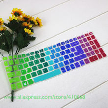15.6 inch keyboard Silicone keyboard cover Protector skin for Acer Aspire e15 5-573G E5-573 E5 573G V3-574 F5-572 TMP257(China)