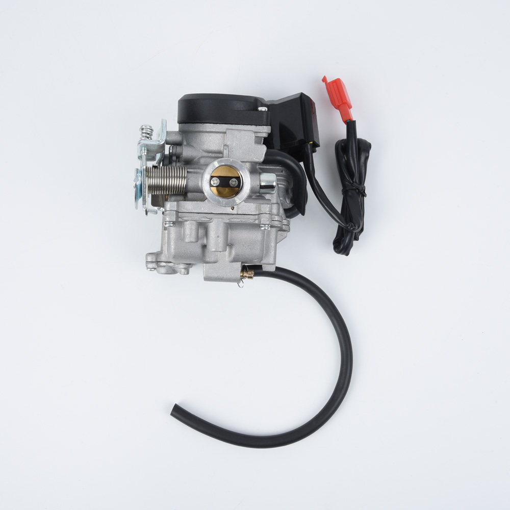 Throttle Male Replacement <font><b>Carburetor</b></font> Round Slide Motorcycle Fuel For Chinese GY6 50cc 60cc <font><b>80cc</b></font> 100cc 139QMB 139QMA Scooter image