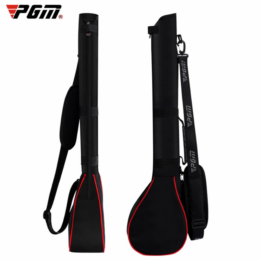 PGM Golf Bags Outdoor Practice Training Golf Gun Bag Packed Foldable Design Portable 3 Clubs For Men And Women Sports Ball Pack