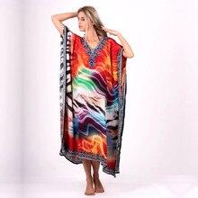 כותנה ארוך חוף שמלת חוף Coverups לנשים Pareo דה Plage בגד ים לכסות את חוף הסארונגים בגדי ים קפטן חוף # q841