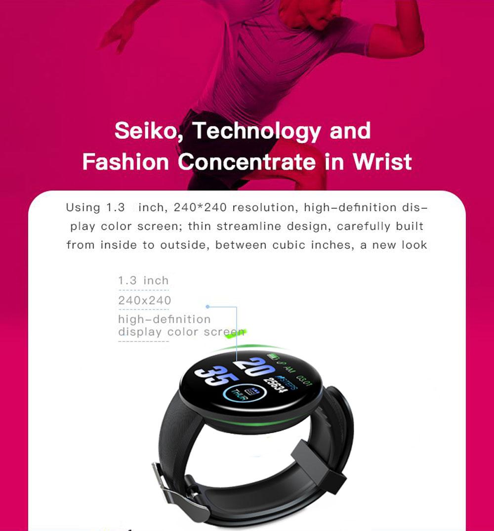 Haaeaf87397b04f488c9322b33db77cf05 2020 Bluetooth Smart Watch Men Blood Pressure Round Smartwatch Women Watch Waterproof Sport Tracker WhatsApp For Android Ios