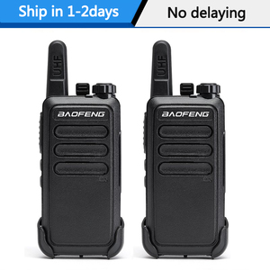 Image 1 - 2 шт./лот Baofeng BF C9 uhf band Mini Walkie Talkie set bf 888s portable USB Charge Handheld двухстороннее Любительское радио для охоты туризма