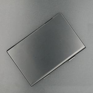Image 5 - Black Aluminium Alloy Micro for SD MMC TF Memory Card Storage Box Protecter Case 4x for SD Card 8 X Micro SIM Card