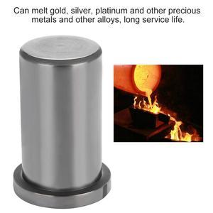 Image 3 - 1kg2kg3kg Gold Silverละลายเบ้าหลอมMelter Crucible Graphiteเบ้าหลอมแม่พิมพ์หล่อหลอมอัญมณีเครื่องประดับทำเครื่องมือ