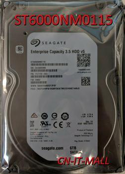 "Seagate ST6000NM0115 6TB 7200 RPM 512e SATA 6Gb/s 256MB Cache 3.5"" Internal Enterprise Hard Drive"