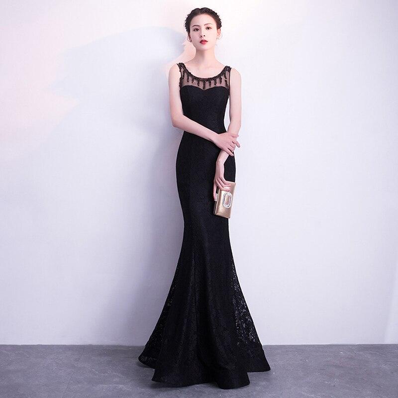 Elegant Mermaid Evening Dress Robe De Soir E Rouge Party Dresses Gowns Formal Dress Women Elegant Occasion Dresses For Women