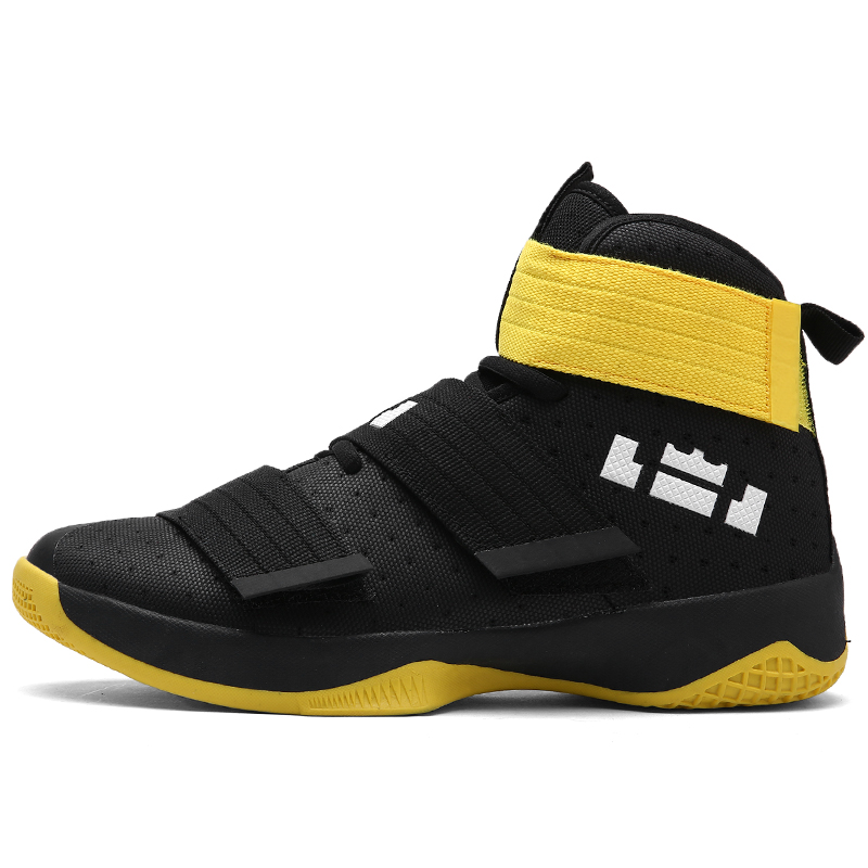 Jordan Shoes Basketball-Shoes Ankle-Boots Lebron James High-Top Sport Women Mens Athletic title=