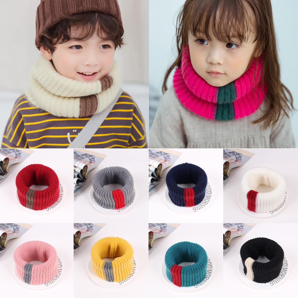 Cute Designs Kids Ring Scarf Snood for Boys and Girls FAST FREE SHIPPING