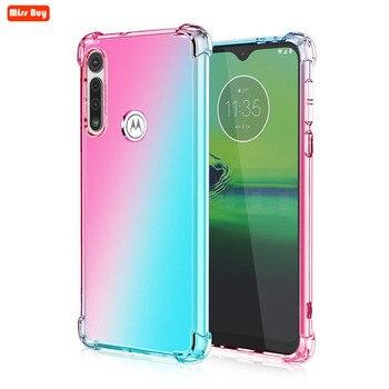 g8 Case Shockproof Cover For Motorola Moto G8 Play G8 Plus ONE MACRO E6 Play E6 Plus G8 Power Lite E6S 2020 G Fast Cover Fundas