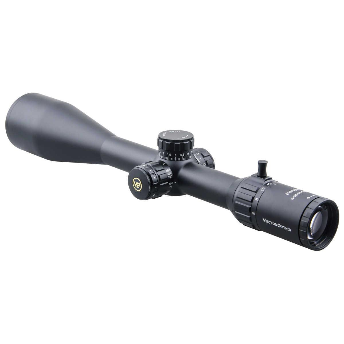 Ottica di vettore Gen2 Paragon 6-30x56 Caccia Riflescope Portata Ottica Tattica 1/10 MIL 90% Luce A Lungo Raggio Tiro Preciso. 338