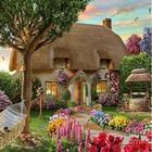 New Garden hut Needl...