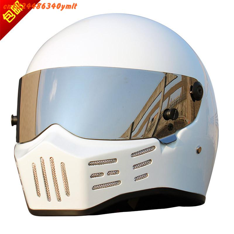 DIY CRG ATV 8 personalizado pegatina De Simpson la motocicleta De carreras De casco De cara completa F1 Capacete De Moto en Cascos Motorrad