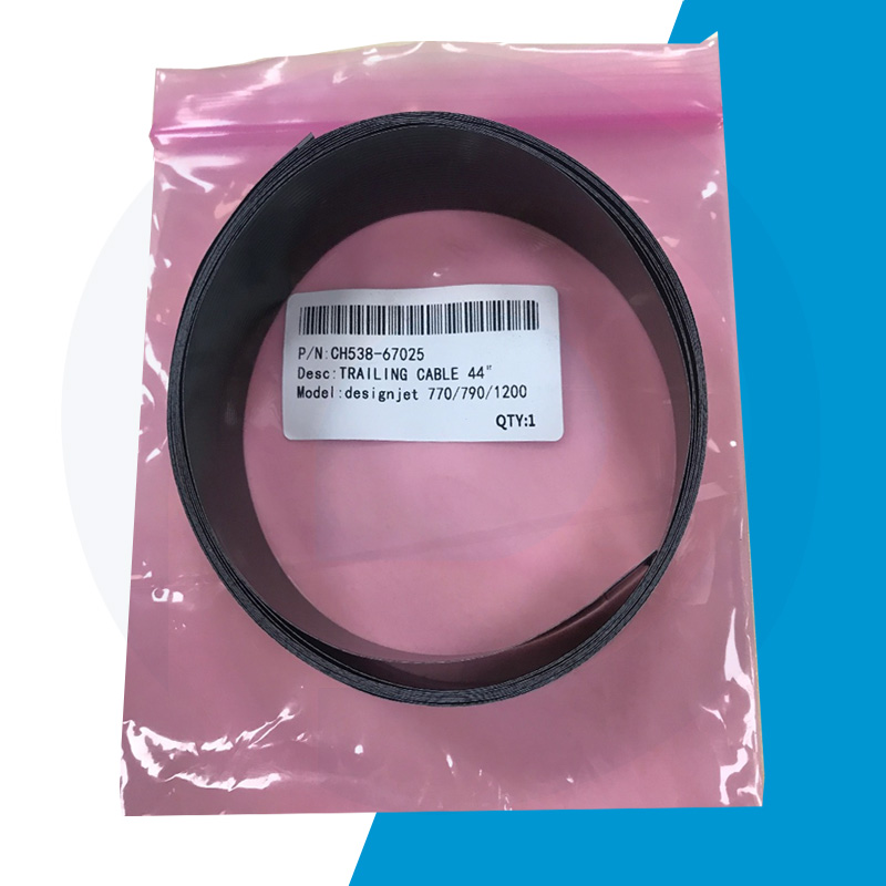 1× Trailing Cable For HP DesignJet 770 1120 44inch Model CH538-67025 NEW