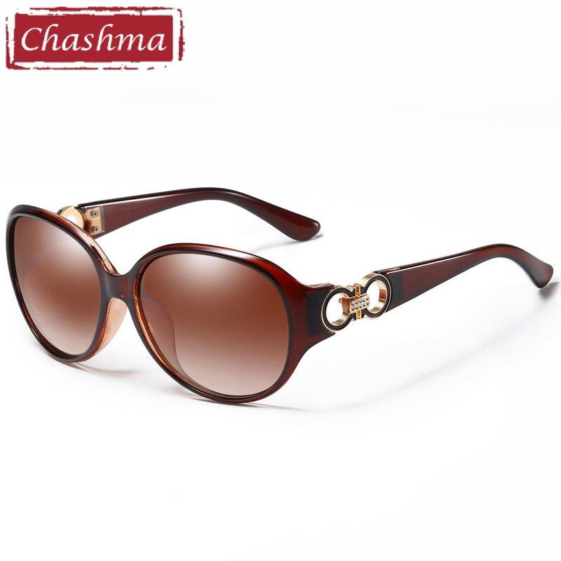 Женские водительские солнцезащитные очки Chashma, дизайнерские поляризационные очки по рецепту, диоптрийные очки