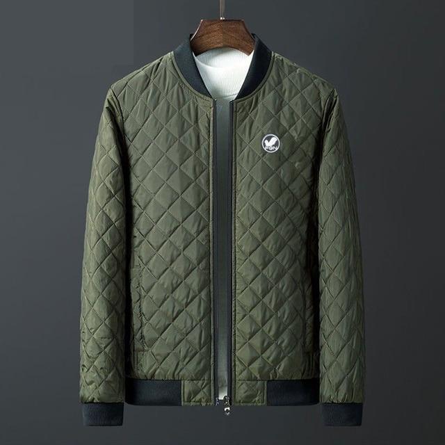 2020 New Autumn Winter Cotton Coat Men'S Jacket Men'S Cotton Jacket Jacket  Jacket Fat Male Army Velvet Clothes 6